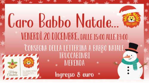 Caro Babbo Natale… – Christmas Magic Party